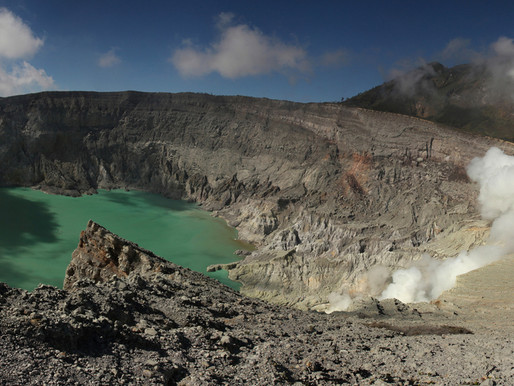 Gotta See It: Kawah Ijen – Java, Indonesia