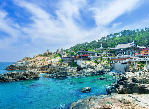Gotta See It: Haedong Yonggungsa Temple, Korea's Seaside Gem