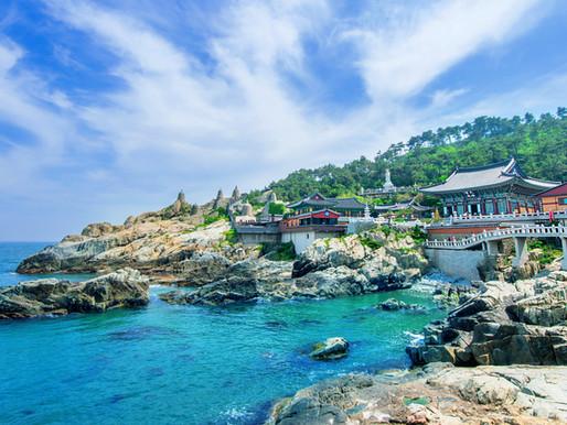 Gotta See It: Haedong Yonggungsa Temple, Korea's Seaside Gem