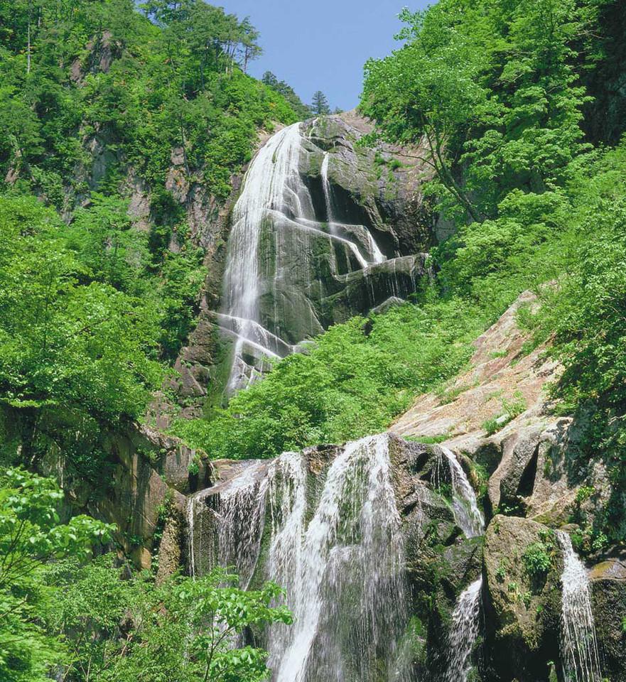 Yasu-no-Taki Falls