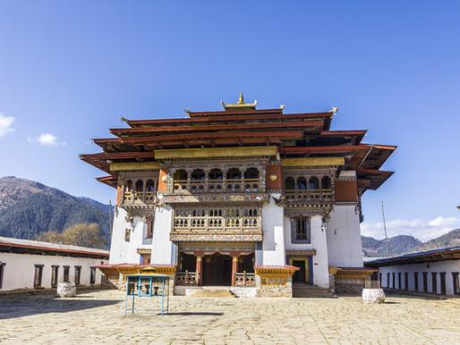 Gangtey Gompa Monastery