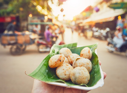 Eat Your Heart Out: Local Markets of Siem Reap