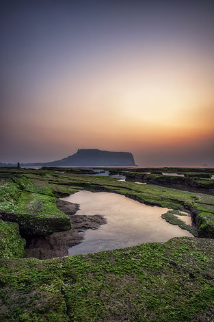 Sunrise Peak Jeju Depositphotos_18942451