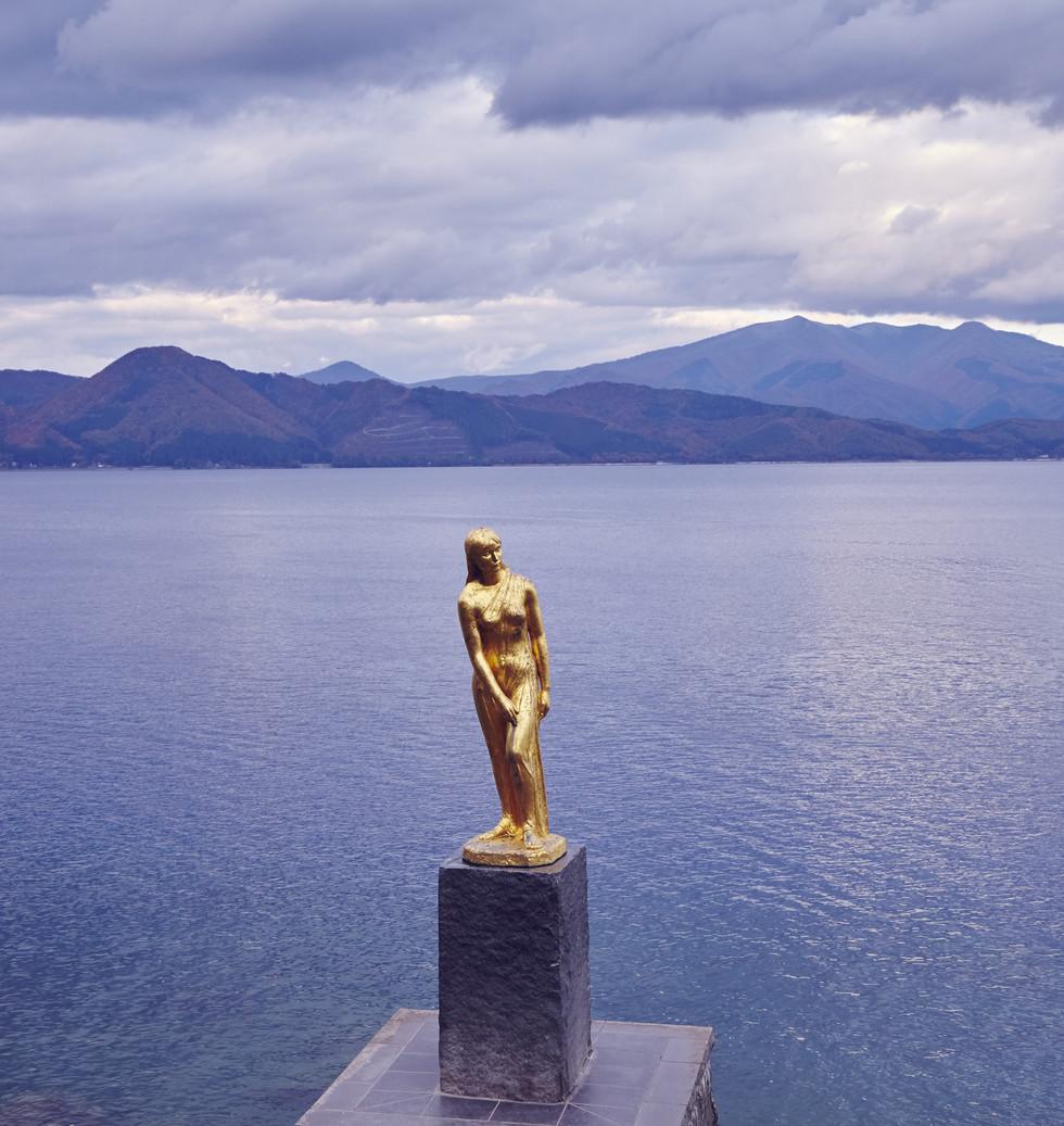 Lake Tazawa 1