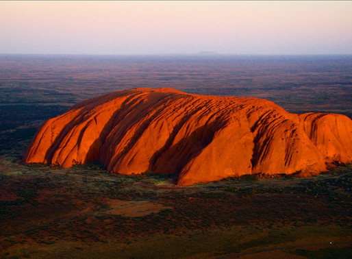 Uluru, The Heart of Australia's Red Centre