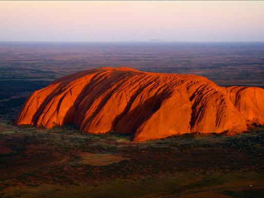 Uluru, The Heart of Australia's Red Centre