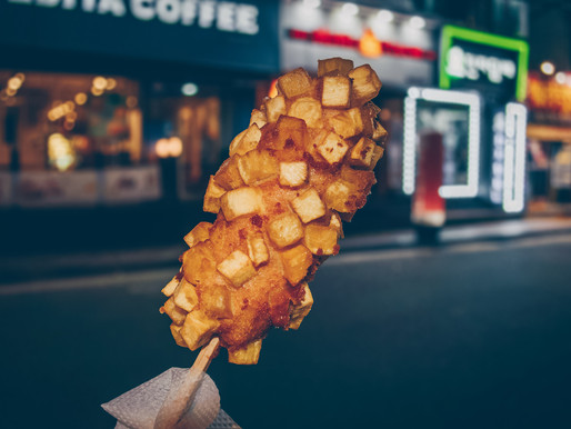 Eat Your Heart Out: Korean Street Food Corn Dog