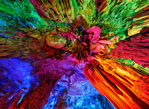 Unleash Your Imagination at the Reed Flute Cave.