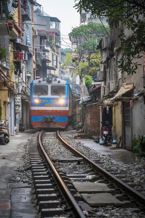 222 Alley, Hanoi