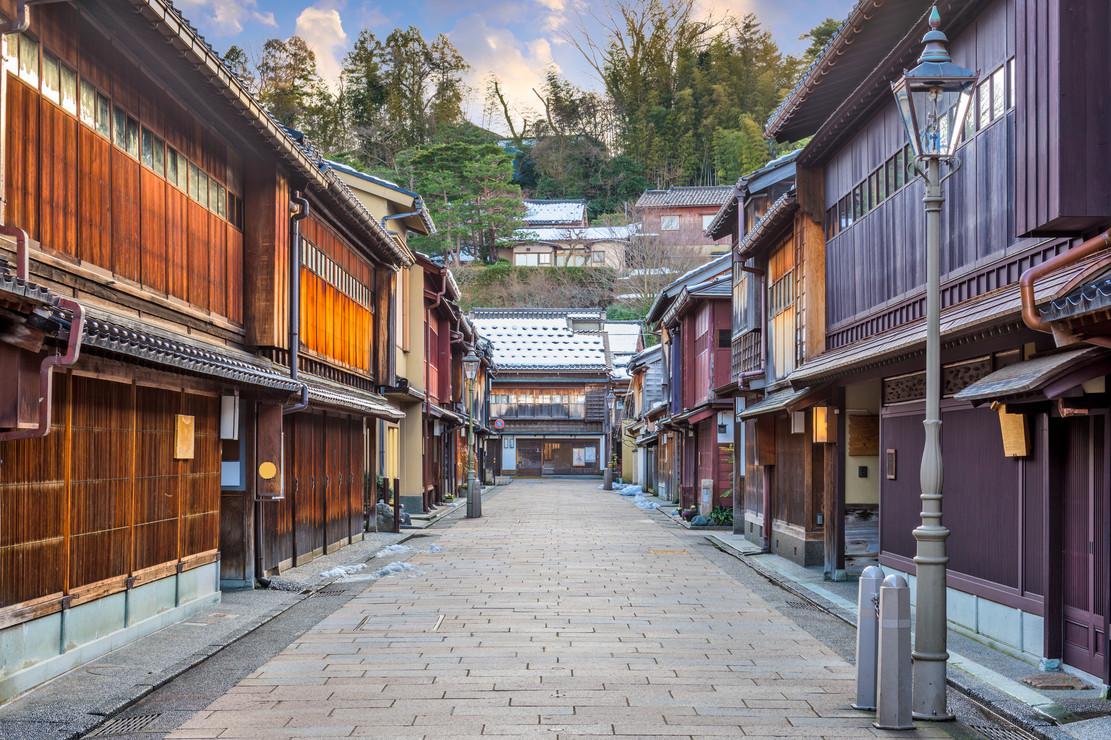 Geisha District