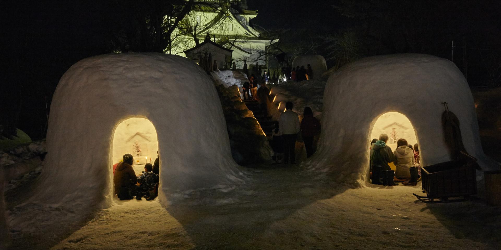 Yokote Snow Festival