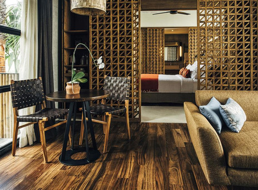 Bisma Eight - recently opened Bali boutique hotel