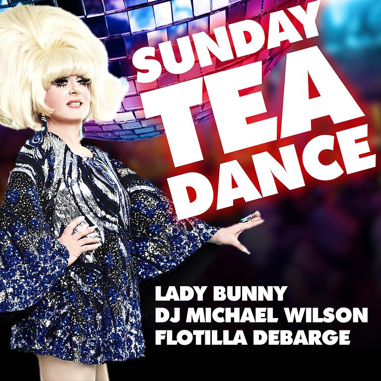 Sunday Tea Dance with Lady Bunny