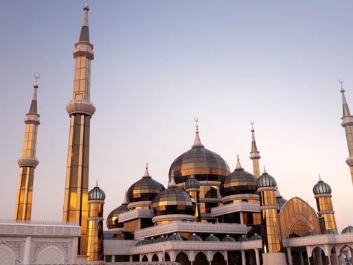 Gotta See It: Masjid Kristal, The Crystal Mosque