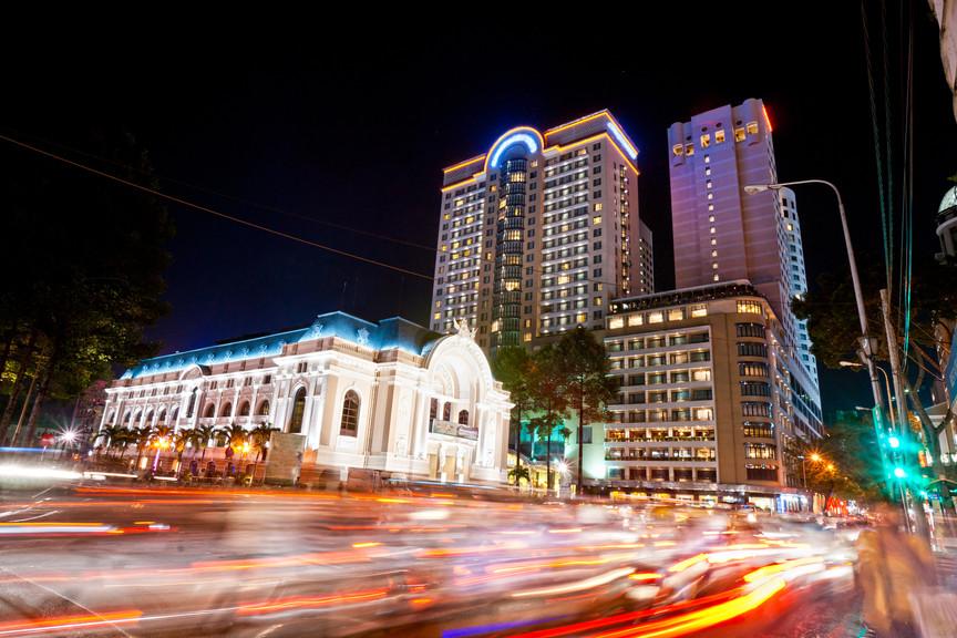 opera House, Saigon