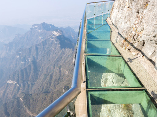 Gotta See It: Tianmen Mountain