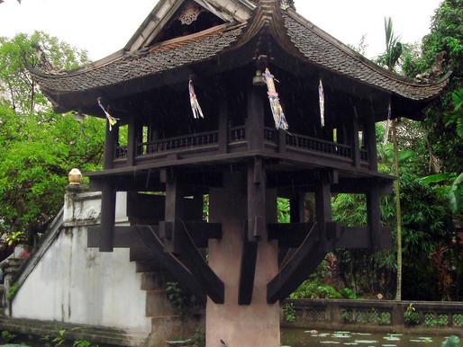 One - Pillared Pagoda