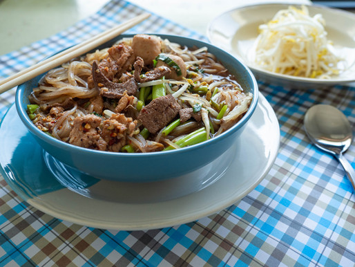 Ayutthaya Boat Noodles, a Taste of Yesteryear