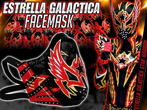 Estrella Galactica Face Mask