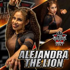 Alejandra The Lion