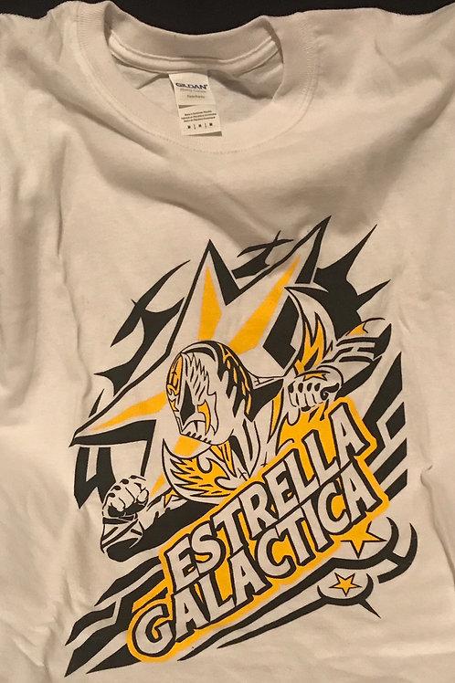 Estrella Galactica Adults T-Shirts