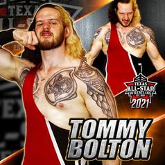 Tommy Bolton