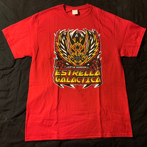 Estrella Galactica Shirt - Red