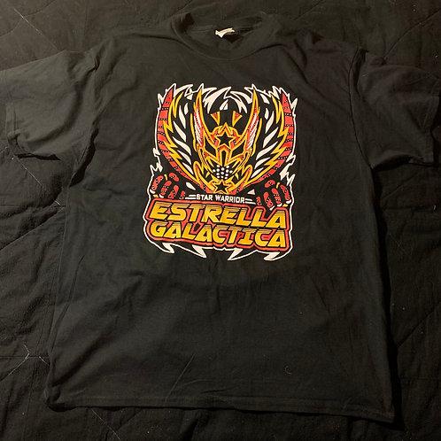 Estrella Galactica Shirt - Black