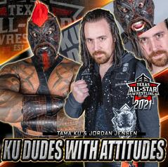 Ku Dudes With Attitudes