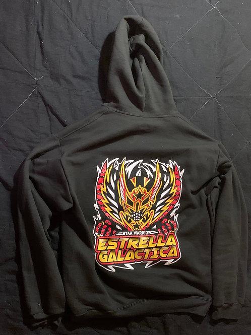 Estrella Galactica Hoodie - Black