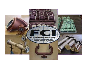 FCI Lined Pipe and Fittings