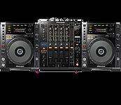 noleggio affitto console pioneer 900 nxs nexus 850 cdj djm brescia