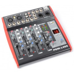 MIxer 3 canalicon usb mp3