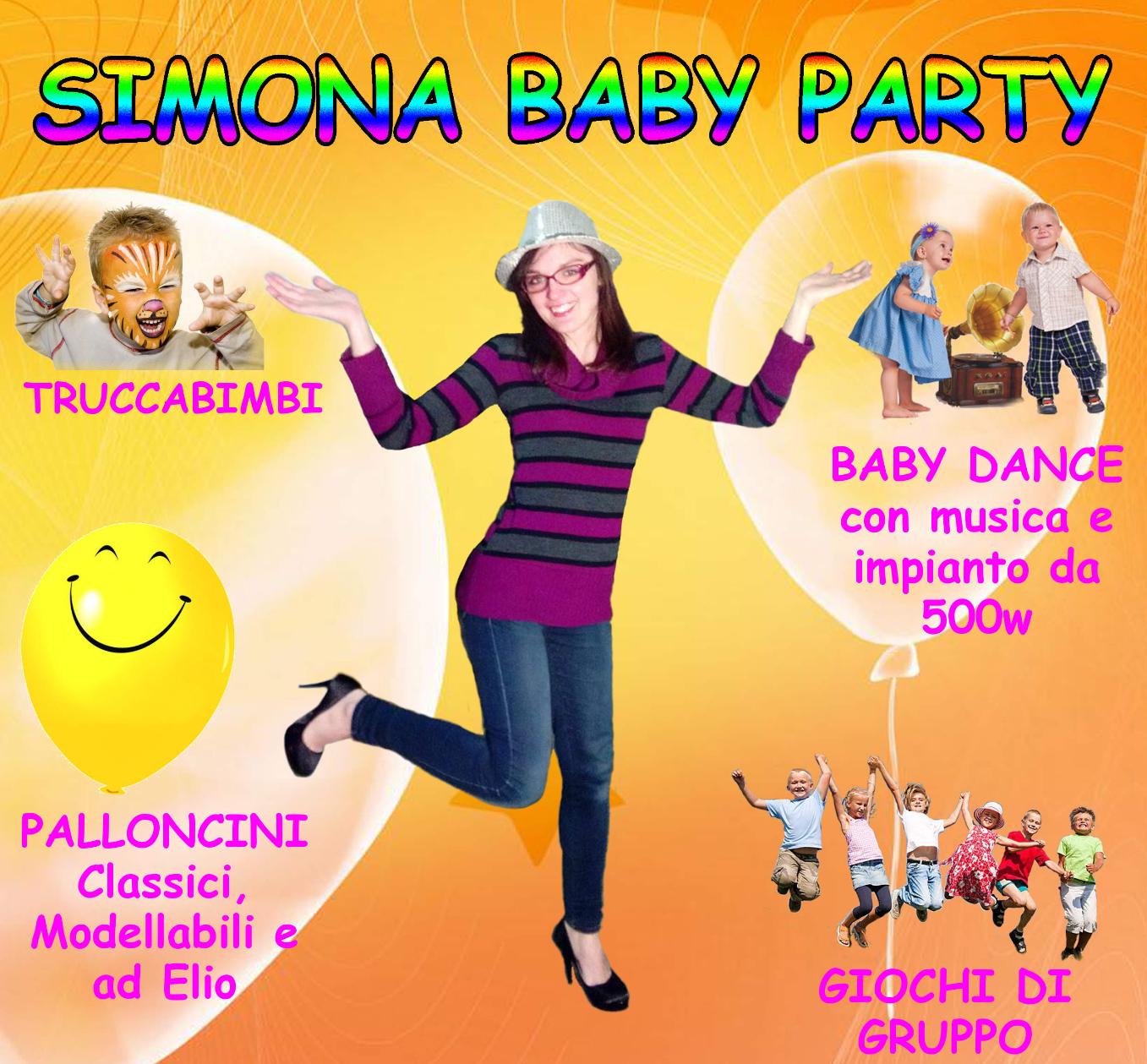 simona baby party