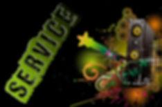 noleggio affitto service audio video luci brescia casse dj