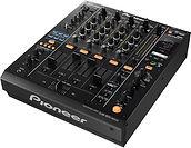 noleggio affitto mixer 900 nxs nexus pioneer djm cdj brescia dj