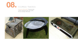 8 Coffee tables, allthingswhiting