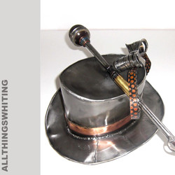 Top hat, cane and bow tie, allthingswhitingn