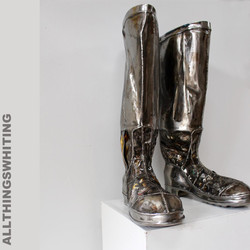 Two Boots Too Big allthingswhiting