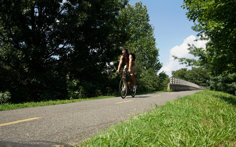 Hot Weather Cycling