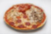 Quattro stagioni pizza