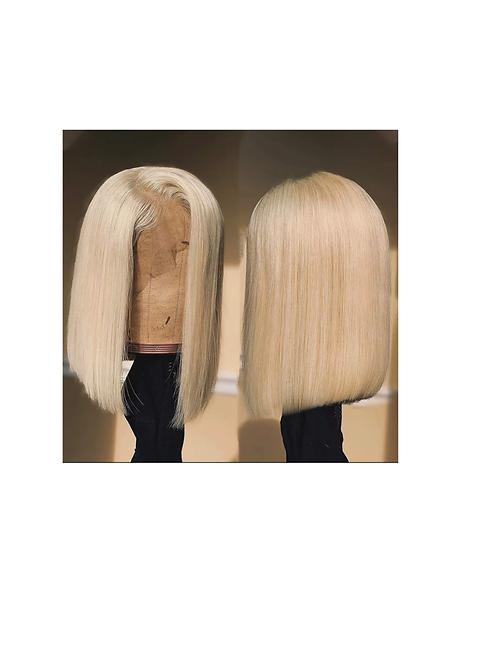 """Charlize"" 13*4 613 frontal bob wig 130Density"