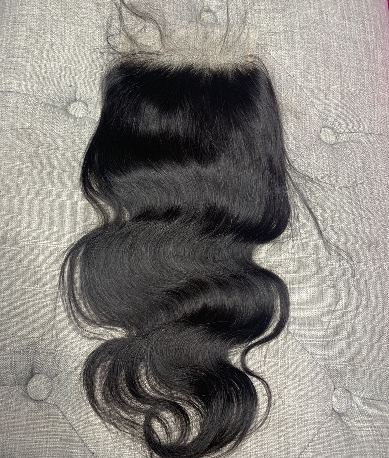 SmoovHD SASSYWAVES 5*5 Closure
