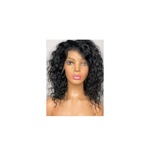 Little Havana Curly HD 13*6 Frontal Wig