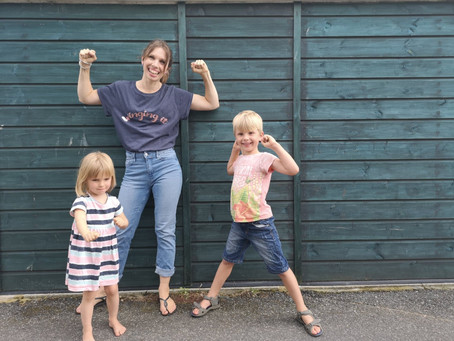 WAHM, 5 ways to be a better boss to yourself and mother to your kids.