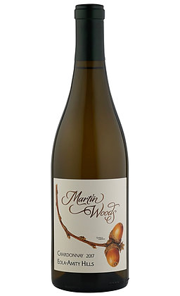 2017 Chardonnay ~ Eola-Amity Hills