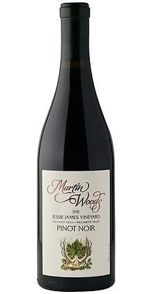 2018 Jessie James Vineyard - Pinot noir