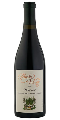 2017 Pinot noir ~ Hyland Vineyard