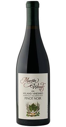 2018 Hyland Vineyard - Pinot noir
