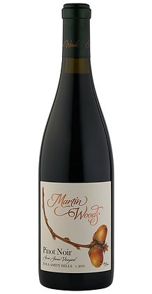 2016 Pinot noir ~ Jessie James Vineyard